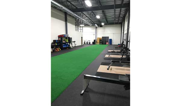 Customer review image of  in Commercial Gym