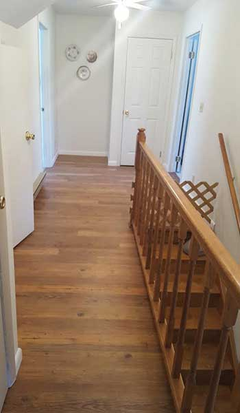 Customer review image of  in Living room and upstairs hall