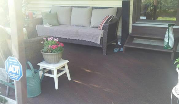 Customer review image of  in Porch