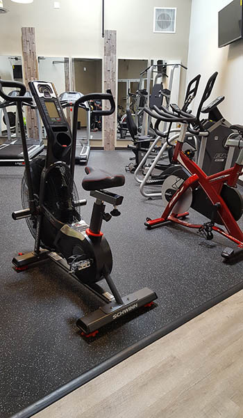 Customer review image of  in Office Gym