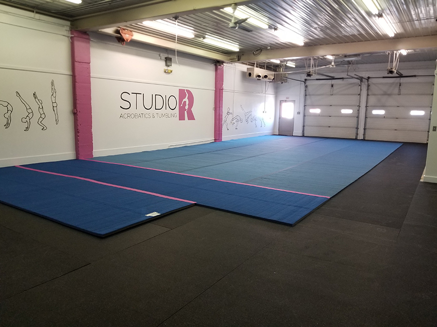 Customer review image of  in Gymnastics Studio