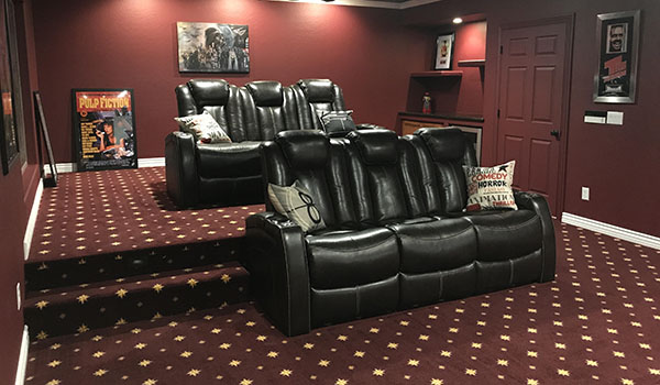 Customer review image of  in Media Room