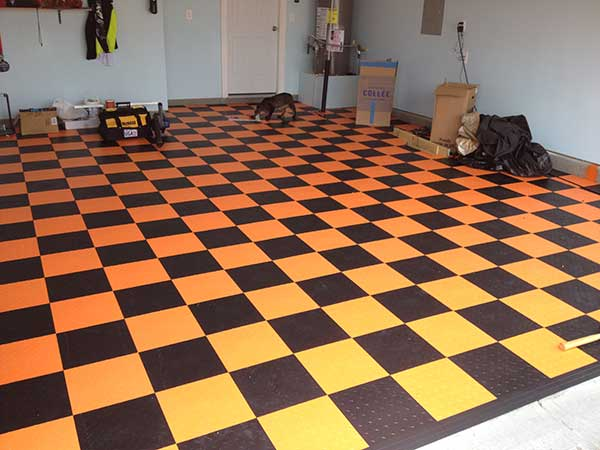 Customer review image of  in Garage