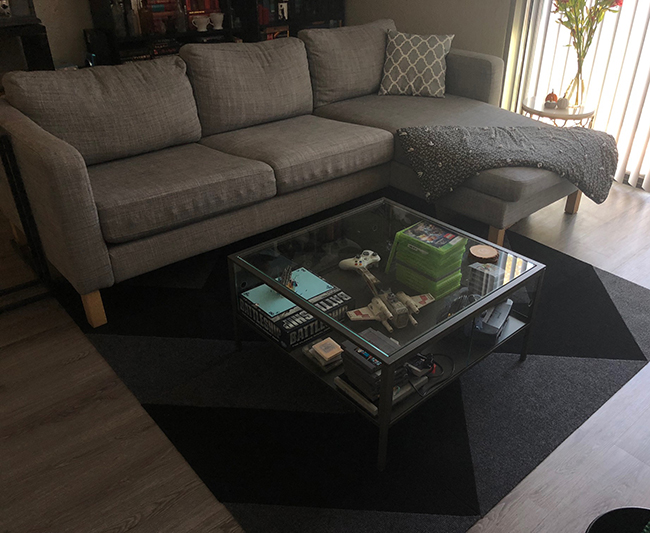 Customer review image of  in Front room