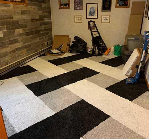 Customer review image of  in Basement Craft Room & Master Bedroom