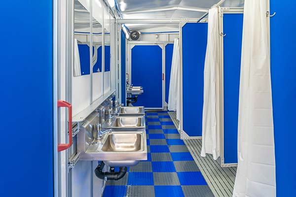 Customer review image of  in Mobile shower unit www.carepodz.com