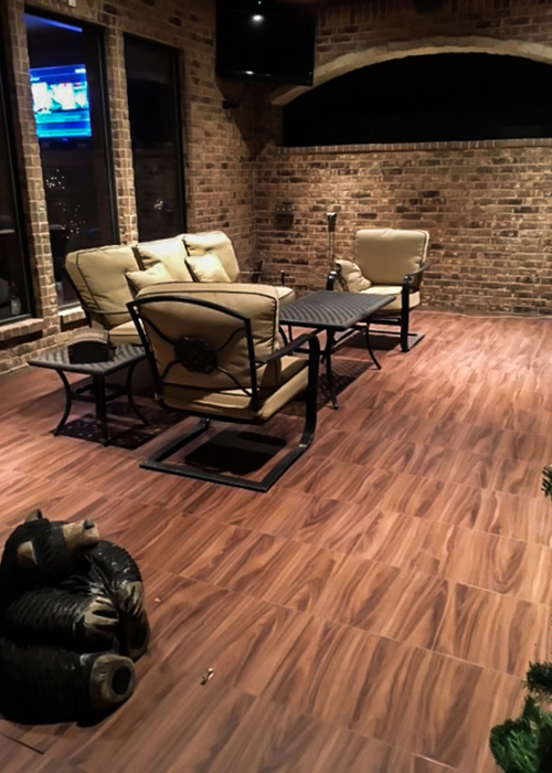 Customer review image of  in Patio