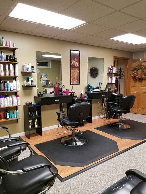 Customer review image of  in Salon