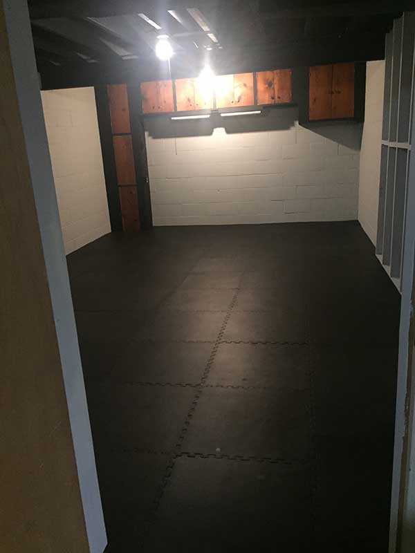 Customer review image of  in Home dojo, gym