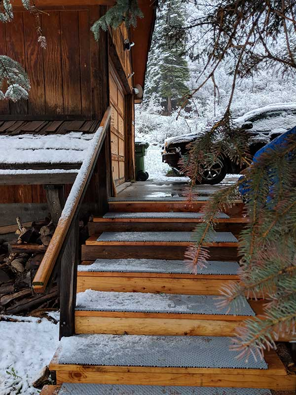 Customer review image of  in Outdoor Steps