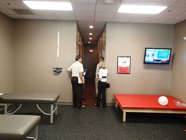 Customer review image of  in Chiropractic Office