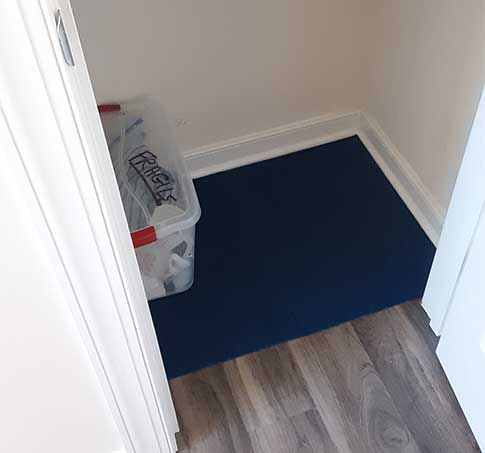 Customer review image of  in Closet