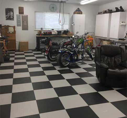 Customer review image of  in Garage and shop