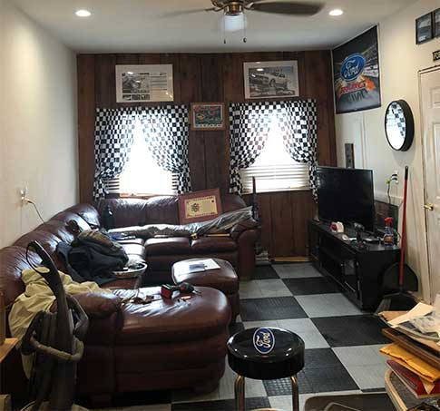 Customer review image of  in Man Cave