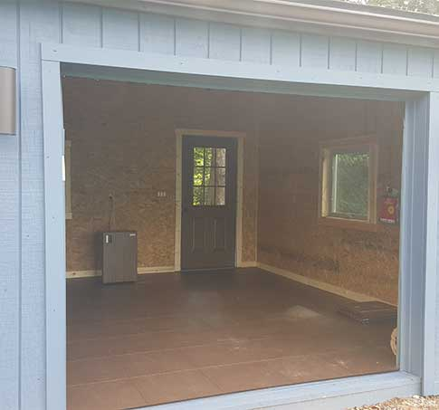 Customer review image of  in She Shed