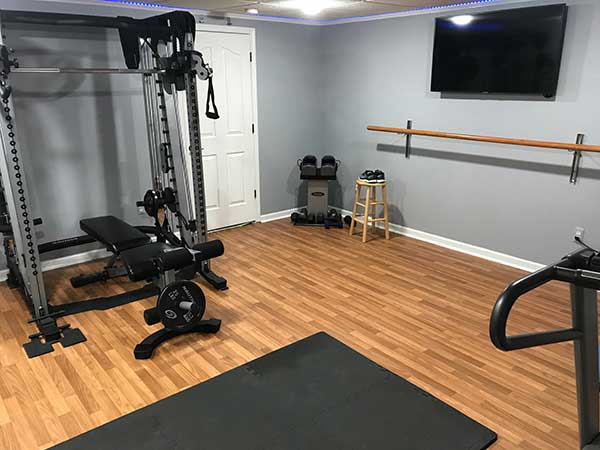 Customer review image of  in Gym
