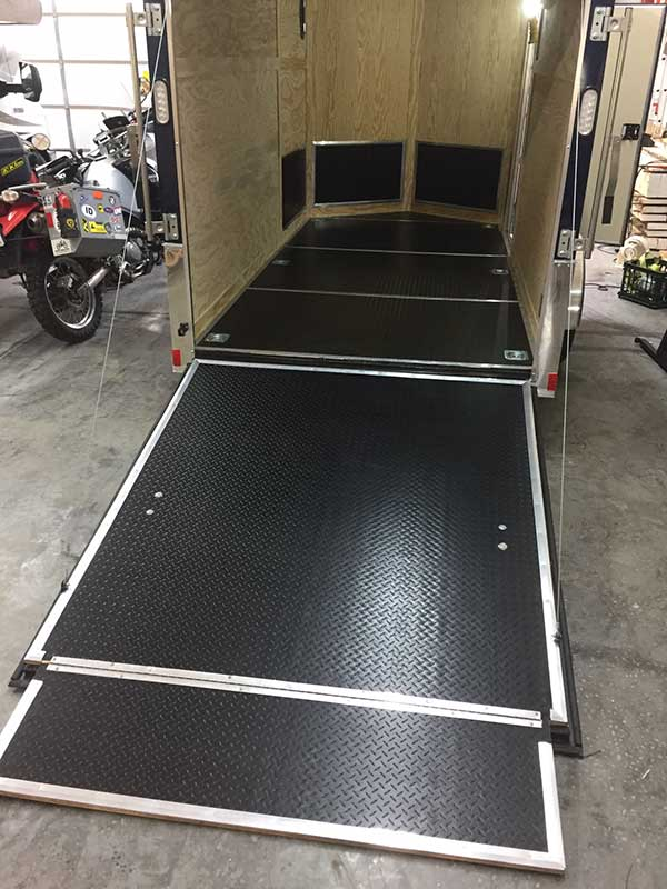 Customer review image of  in Trailer