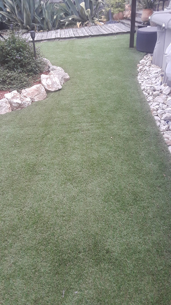 Customer review image of  in Backyard, next to pool