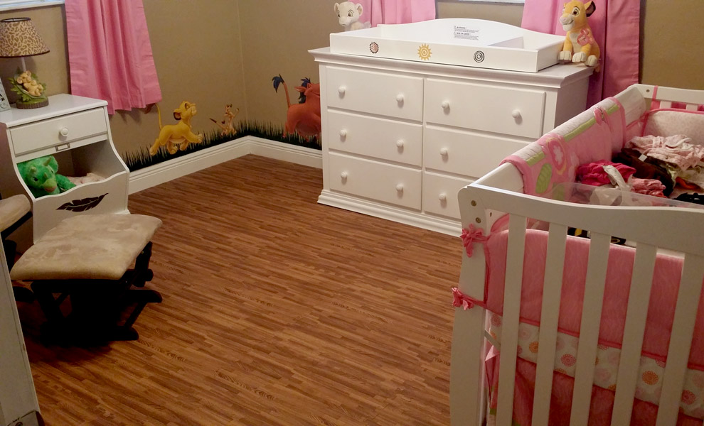 Customer review image of  in Nursery
