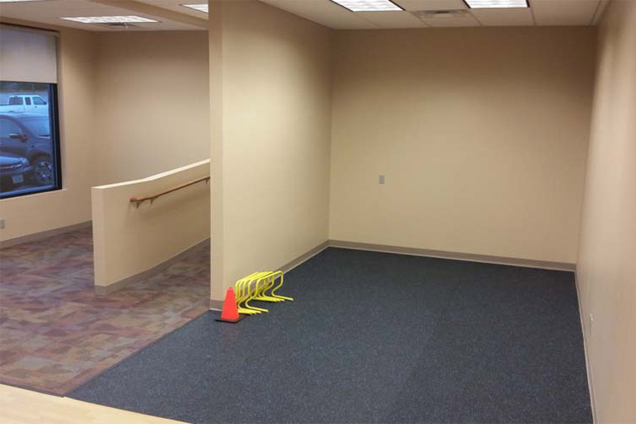 Customer review image of  in Physical Therapy Sports Medicine Office