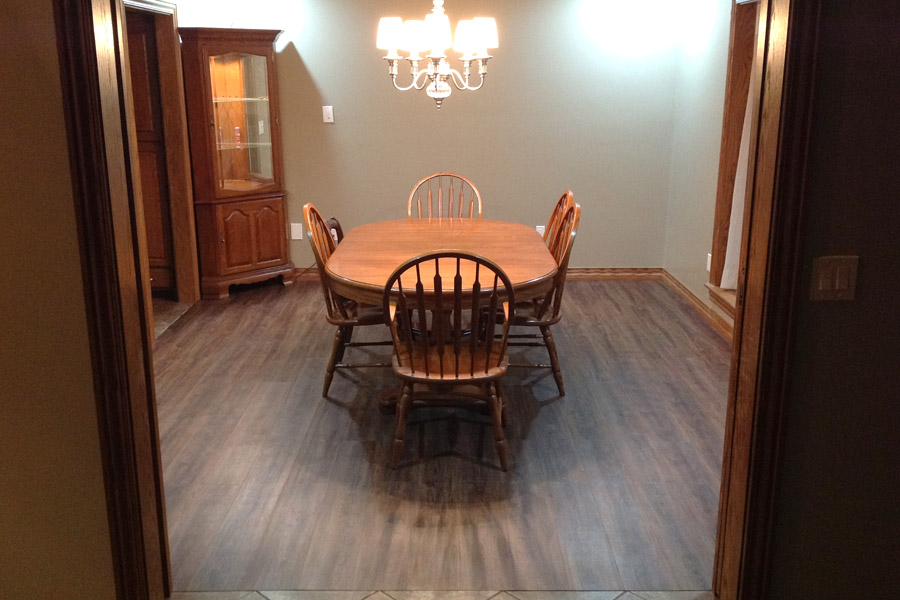 Customer review image of  in Dining Room