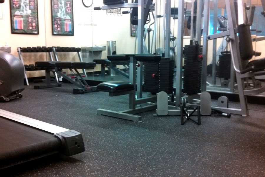 Customer review image of  in Fitness Room