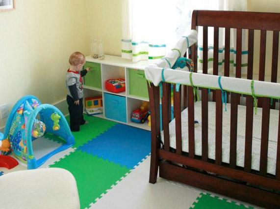 Customer review image of  in Nursery Room