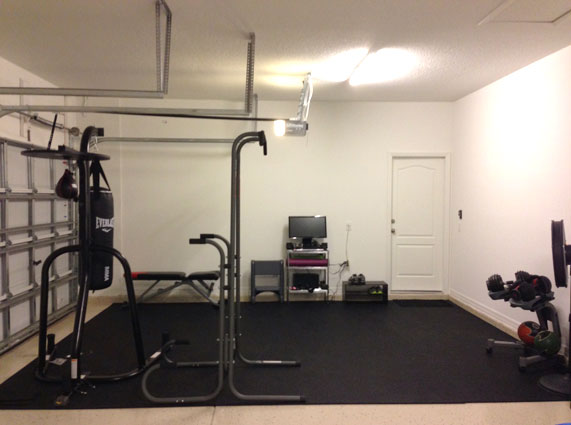 Customer review image of  in Home Gym Garage