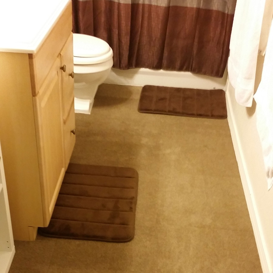 Customer review image of  in Bathroom